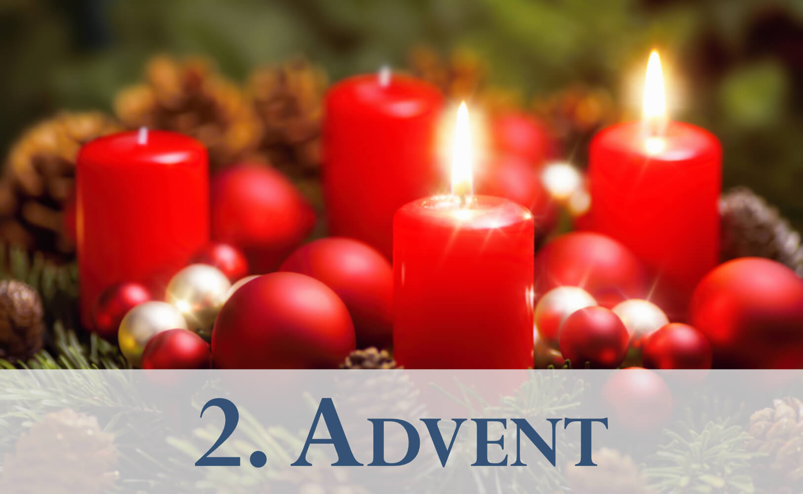Informationen zum 2. Advent